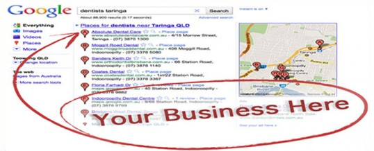 Does your Canadian business have a free Google Places for Business listing? Why not?
