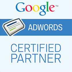Certified by Google for AdWords