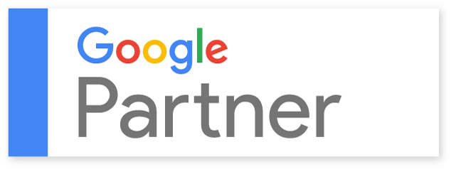 We are Google Certified Partner