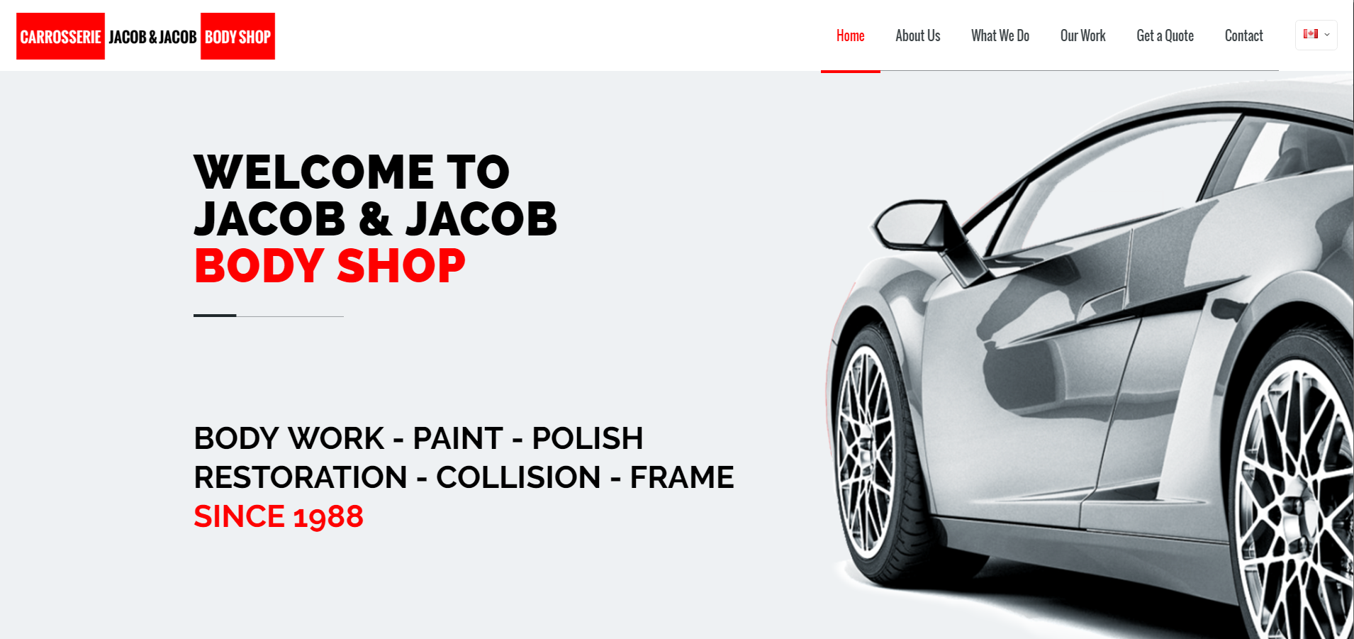 Jacob & Jacob Auto Body Shop