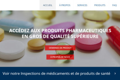 PB Pharma Canada - Grossiste Pharmaceutique Licencié