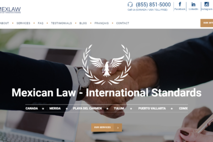 MEXLAW – Mexican Law – International Standards